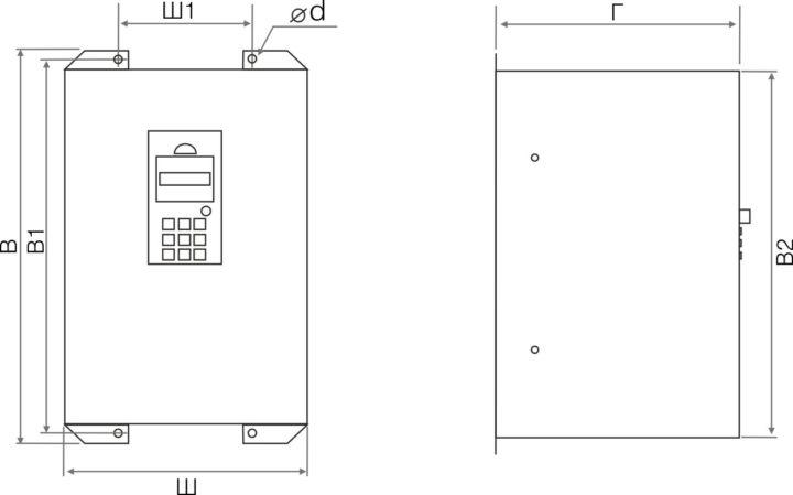 00053700 Тормозной модуль   Серия FCI  Модель FCI-BU-100 INSTART (Инстарт) 2